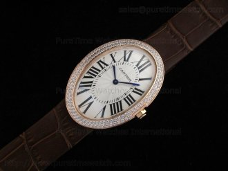 Baignoire Ladies Rose Gold Diamond