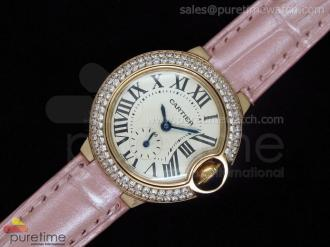 Ballon Bleu RG/Pink/Diamond