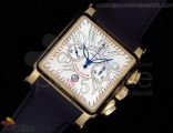 Conquistador King Cortez GOLD Chrono