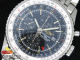 Navitimer World 46mm SS
