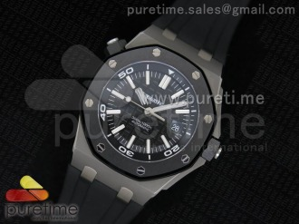 Royal Oak Offshore Diver TitaniumCeramic