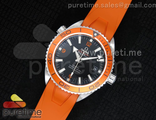 Planet Ocean Orange Rubber