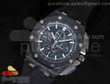 Royal Oak Offshore 44mm Forged Carbon